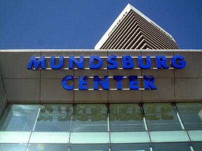 Mundsburg Center Parken